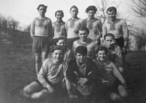 Jugendmannschaft 1952