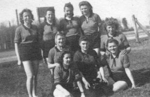 Frauenmannschaft 1948